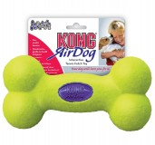 KONG Air Dog Squeaker Bone Medium