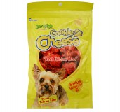 Jerhigh Cookie Cheese Dog Treat - 70 g