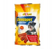 Dog Chew Dentopet - 75 gm
