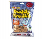 Dog Treat Buddy Biscuits in Blueberry Flavor - 250 gm