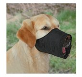 Trixie Dog Muzzle Nylon - Medium - 9 inch