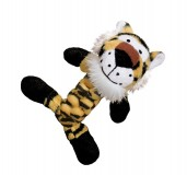 KONG Braidz Tiger Dog Toy-Medium