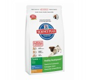 Hills Science Plan Puppy Mini Breed Chicken - 3 KG
