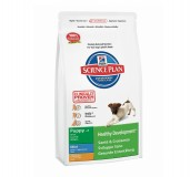 Hills Science Plan Puppy Mini Breed Chicken - 1 KG