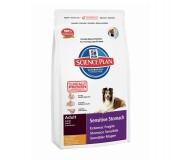 Hills Science Plan Canine Adult Sensitive Stomach Chicken  - 3 KG