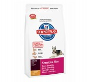 Hills Science Plan Canine Sensitive Skin Chicken - 3 KG