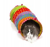Petstages Cat Cuddle Coil Cat Toy