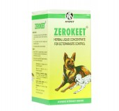 AYURVET Zerokeet Ectoparasite Control For Dog - 100 ml