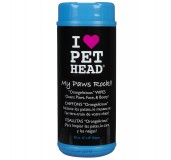 Pet Head My Paws Rock Wipes - 50 pieces