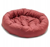 Dog Gone Smart Donut Bed - Red - 35 inch