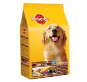 Pedigree Adult Dog Food Meat & Rice -  10 Kg