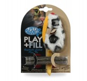 Pet Brand Play & Fill Refillable Toy For Cat