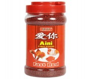 Aini Fast Red Fish Food - 330 gm