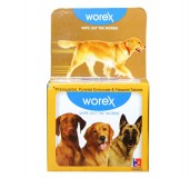 Scientific Remedies Worex Dewormer For Large Dog - 12 Tablets
