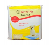 Bayer Bay O Pet Cozy Puppy Training Pad - (LxW - 22x22 inch) - 14 Pads