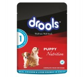 Drools Dog Food Puppy Chunks In Gravy - 150 Gm