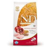 Natural & Delicious Chicken & Pomegranate Adult - 0.8 kg