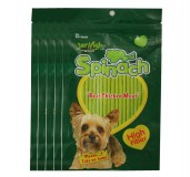 Jerhigh Spinach Stix Dog Treat - 70 gm Pack of 5
