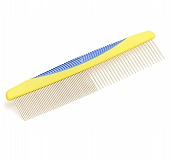 HUFT Grooming Comb With Grip Handle
