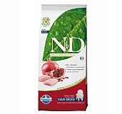 Natural & Delicious Grain Free Chicken & Pomegranate Puppy Maxi - 12 Kg