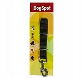 DogSpot Dog Leash Black Medium- 50 inch