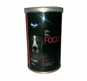 Focus Puppy Can Food - 400 gm