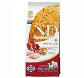 Natural & Delicious Chicken & Pomegranate Adult Light Medium & Maxi - 12 Kg