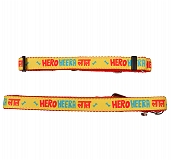 HUFT Hero Heera Lal Leash & Collar Set - Medium