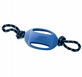 NERF Rubber Tough Tug - Blue