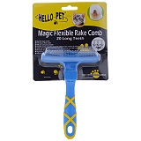 Hello Pet Flexi Rake