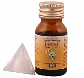 Zoetis Verol Drops Multivitamin Supplement - 15 ml