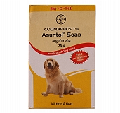 Bayer Asuntol Soap - 75 gm