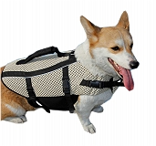 Speedy Pet Dog Lift Jacket Gold - Large
