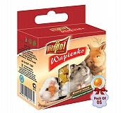 Vitapol Mineral Block For Rodents Orange - 40 gm (Pack Of 5)