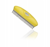 HUFT Short Comb With Grip Handle