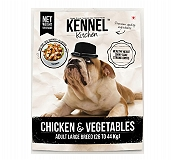Kennel Kitchen Adult Large Breed Chicken & Vegetable - 300 gm (Pack Of 6)