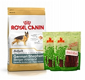 Royal Canin German Shepherd Adult - 3 Kg  With Duck Slices