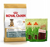 Royal Canin German Shepherd Junior - 3 Kg  With Duck Slices
