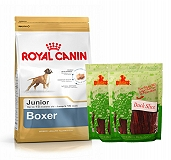 Royal Canin Boxer Junior - 3 Kg  With Duck Slices