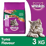 Whiskas Cat Food Pocket Tuna 3 Kg