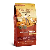 Wag & Love Grain Free Salmon Relish All Age & Breed Mango & Basil  - 3.5 Kg