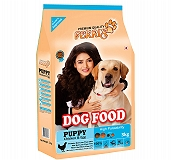 Fekrix Chicken & Egg Puppy Food - 3 Kg