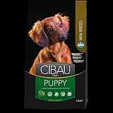 Cibau Mini Breed Puppy Food - 2.5 Kg