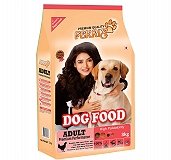 Fekrix Premium Performance Adult Dog Food - 3 Kg