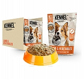 Kennel Kitchen Lamb & Vegetable Large Breed Adult  - 300 gm (28 Packs)
