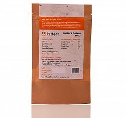 PetSpot Chicken & Carrot Sticks - 50 gm