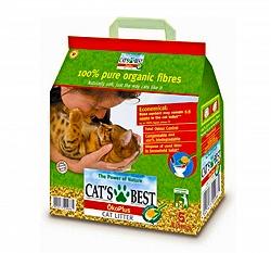 Cats Best - Clumping Cat litter - 10 Ltr
