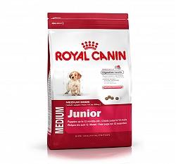 Royal Canin Medium Junior - 1 Kg