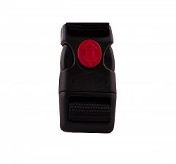 DogSpot Premium Harness Red 15 mm - Xsmall