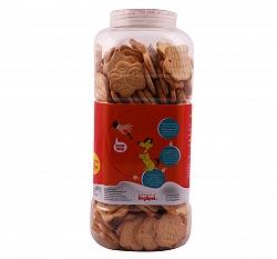 Nibbles Carrot & Milk Dog Biscuit - 1 Kg